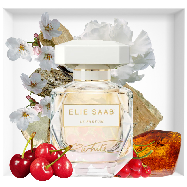 Elie Saab Le Parfum in White new perfume for woman
