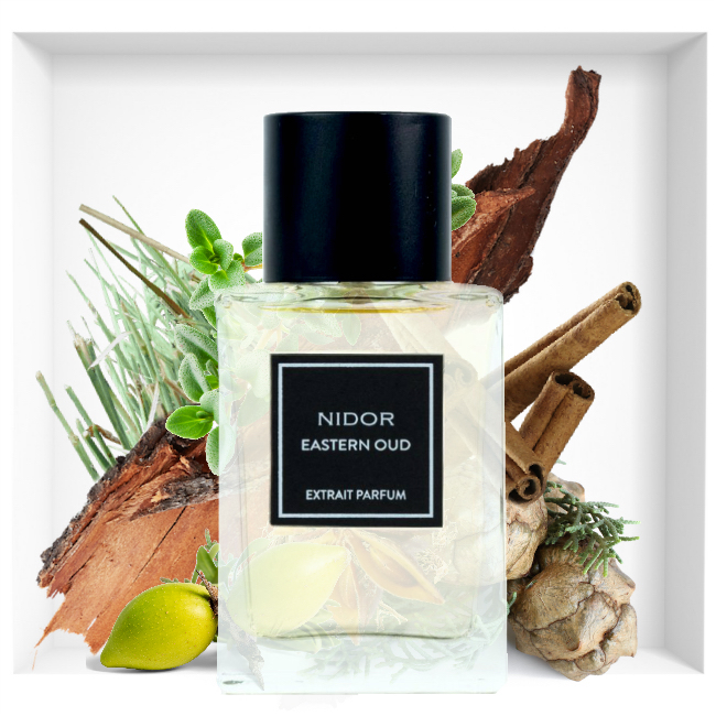 Nidor Eastern Oud fragrance
