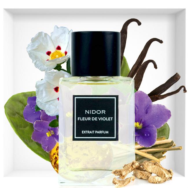 Nidor Fleur De Violet Nidor fragrance