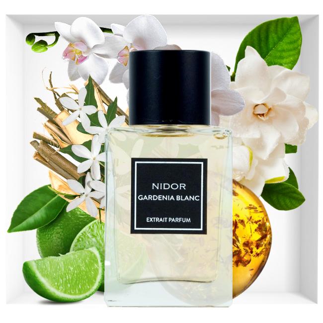 Nidor Gardenia Blanc Extrait Parfum fragrance