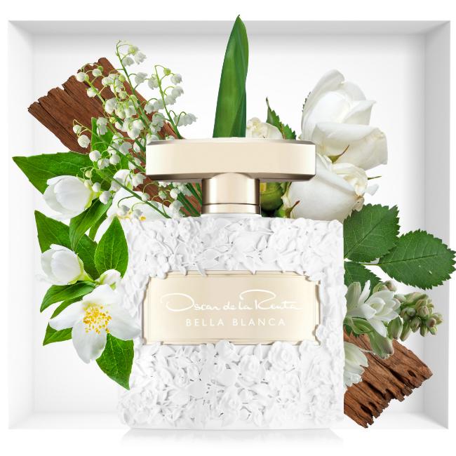Oscar de la Renta Bella Blanca fragrance 2018