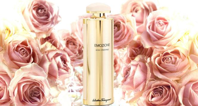 Salvatore Ferragamo Emozione Rosa Orientale fragrance