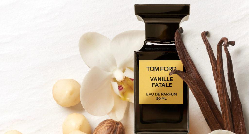 tom ford vanille fatale reastars perfume and beauty magazine. Black Bedroom Furniture Sets. Home Design Ideas