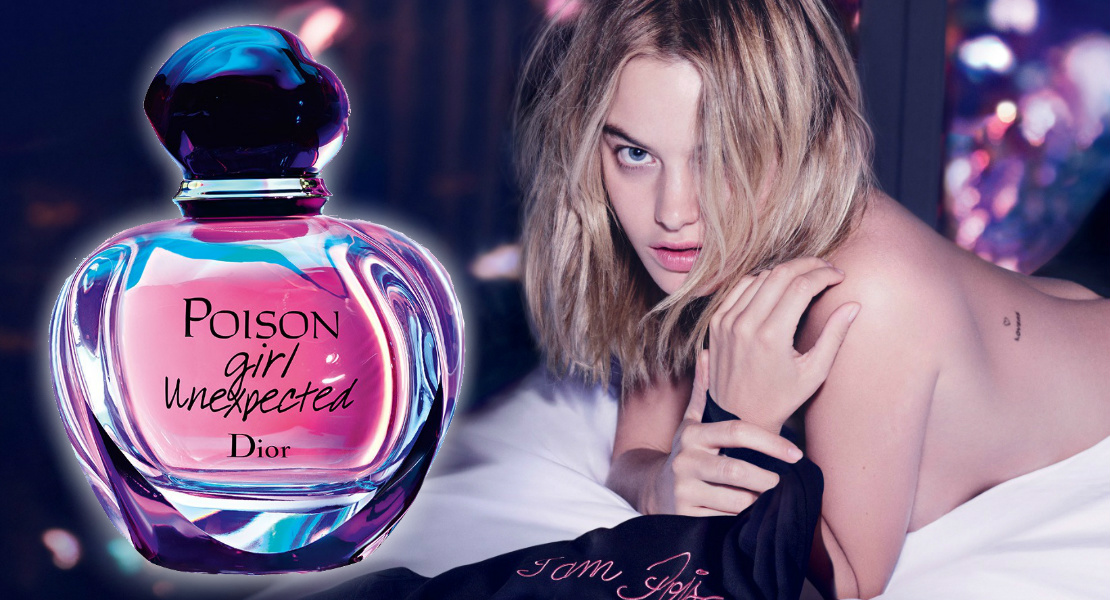 Poison Girl Unexpected new perfume