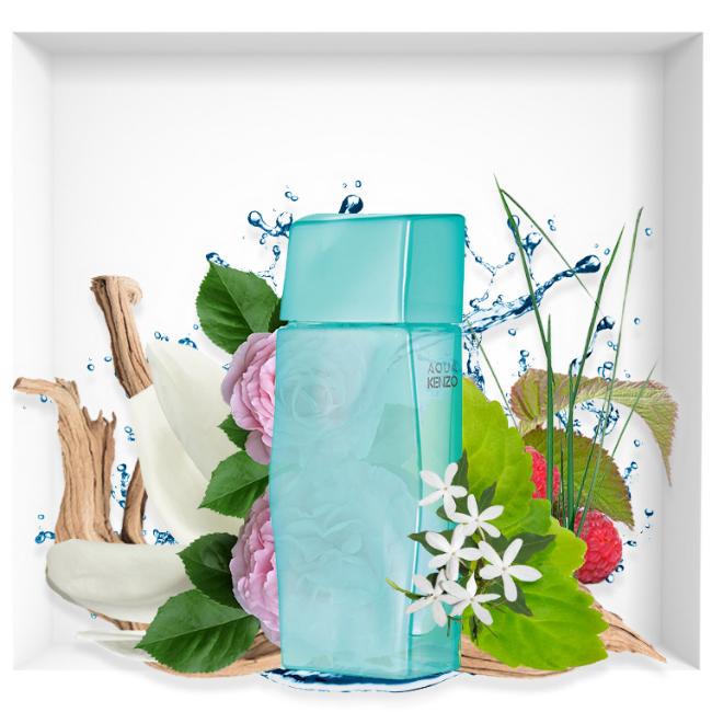 Aqua Kenzo pour Femme 2018 new fragrance