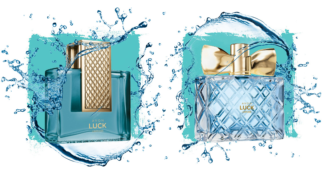 Avon Luck Limitless 2018 fragrances