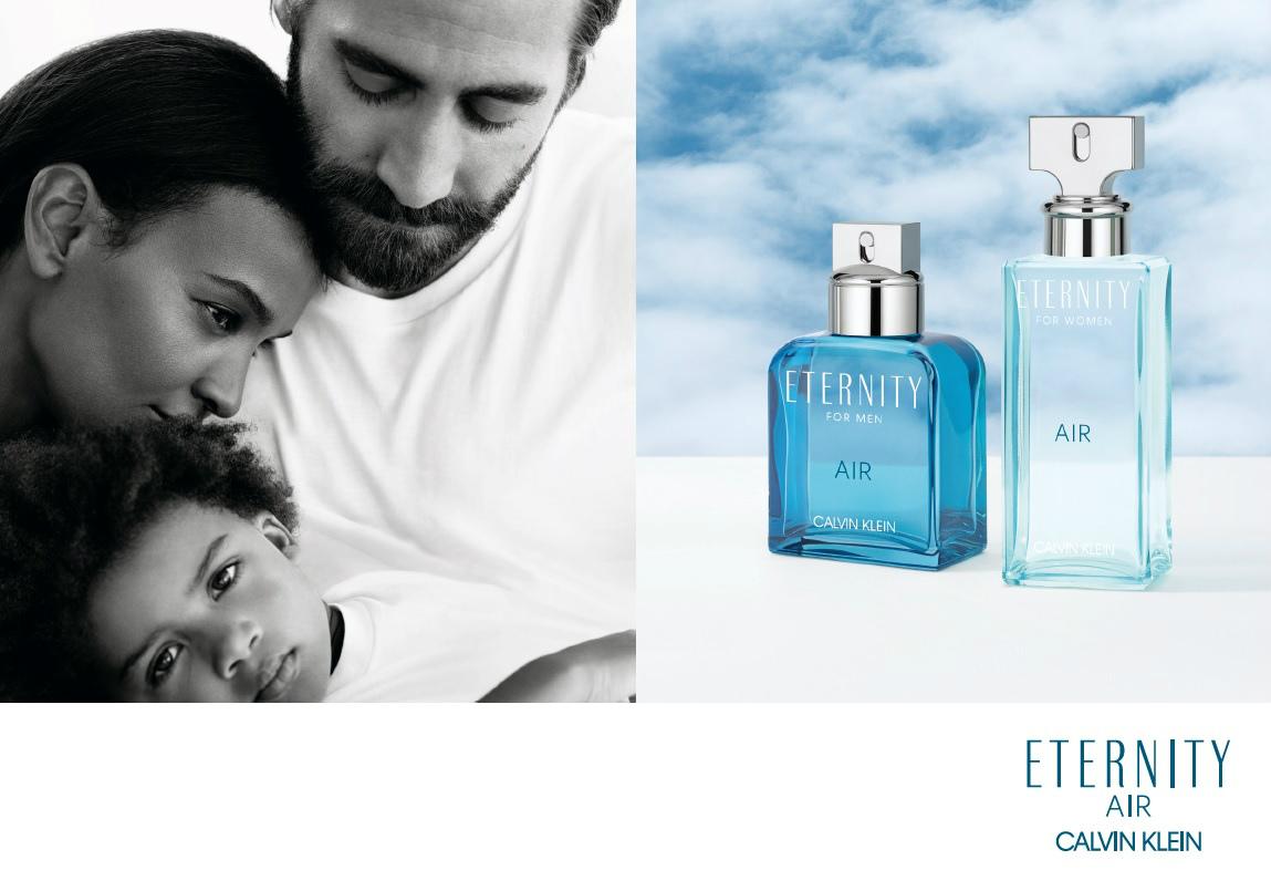ETERNITY AIR by Calvin Klein