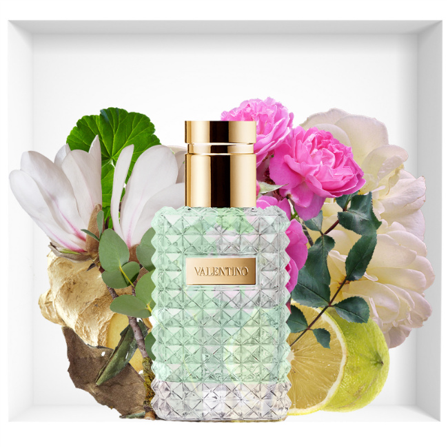 Experience Freshness with Valentino Donna Rosa Verde As Never Before