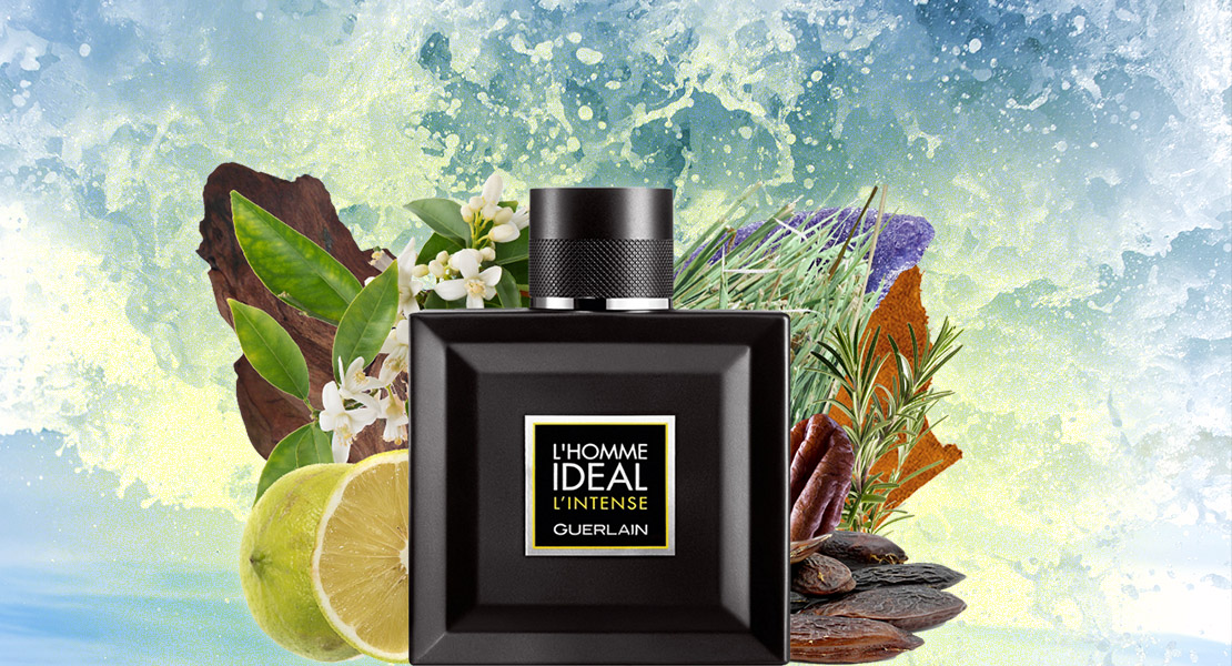 L'Homme Idéal L'Intense, the new masculine Guerlain perfume