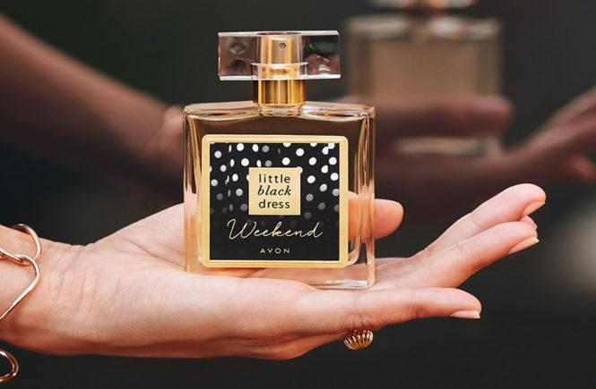 Avon Little Black Dress Weekend new Eau De Parfum