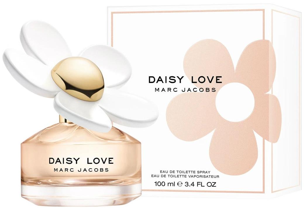 Marc Jacobs Daisy Love Eau De Toilette Parfum