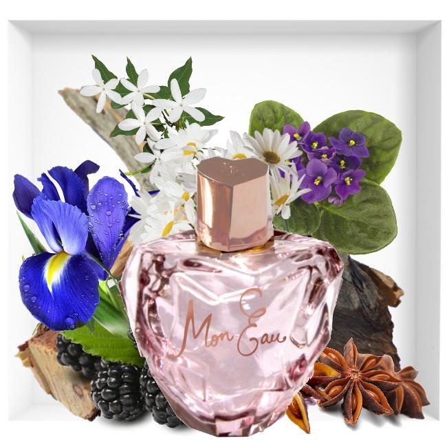Mon Eau, the new fragrance Lolita Lempicka