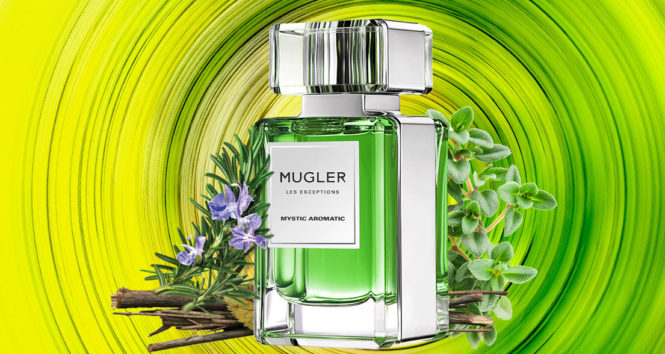 Mugler Les Exceptions Mystic Aromatic 2018 perfume