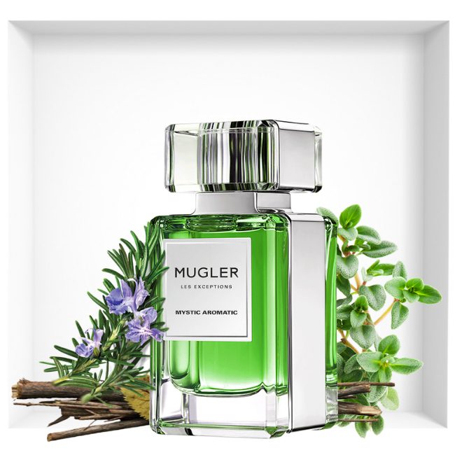 Mugler Les Exceptions Mystic Aromatic 2018