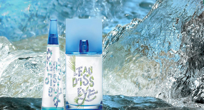 New summer edition 2018 Issey Miyake L'Eau d'Issey