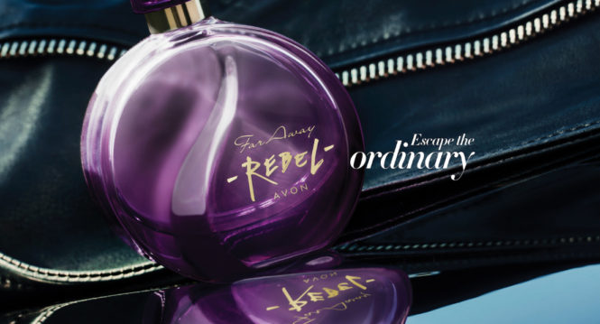 New fragrance Avon Far Away Rebel
