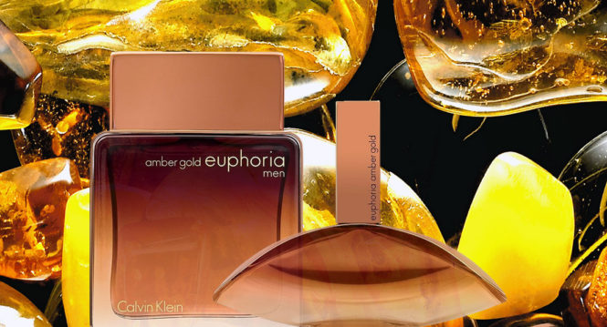 Euphoria Amber Gold Calvin Klein new fragrance 2018