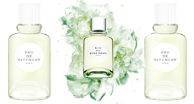 Givenchy - Eau de Givenchy 2018 new perfume