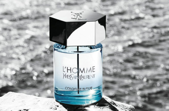L'Homme Cologne Bleue – aquatic and marine fragrance