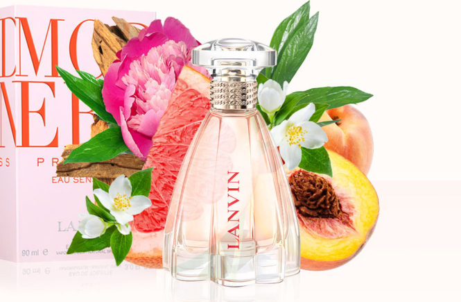 Modern Princess Eau Sensuelle Lanvin new fragrance 2018