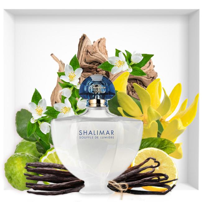 New fragrance Guerlain Shalimar Souffle de Lumière eau de parfum 2018
