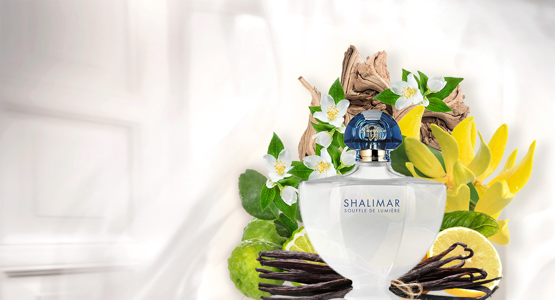 New fragrance Guerlain Shalimar Souffle de Lumière perfume 2018 at reastars.com