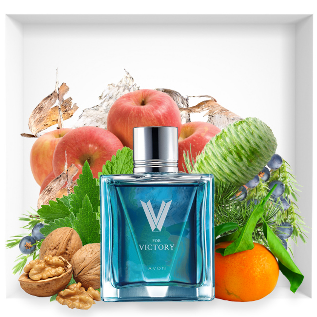 Avon V for Victory Eau de Toilette 2018
