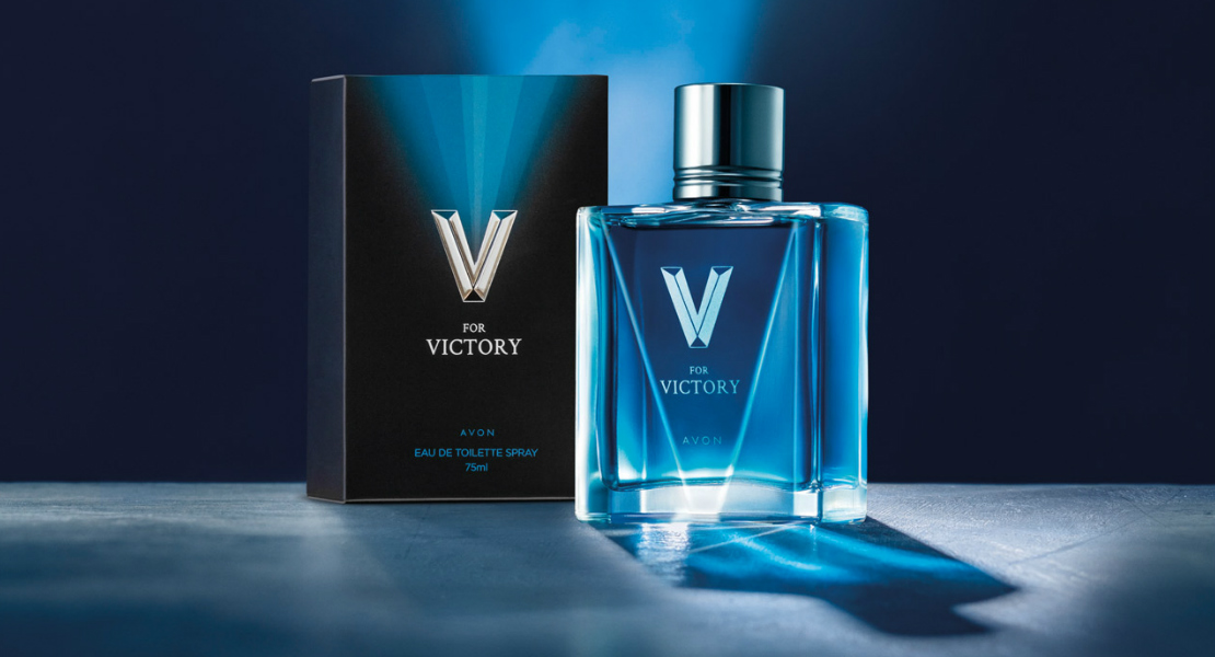 Avon V for Victory Eau de Toilette men fragrance