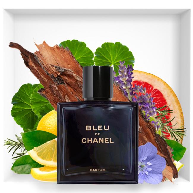 Bleu de Chanel Parfum new CHANEL fragrance 2018