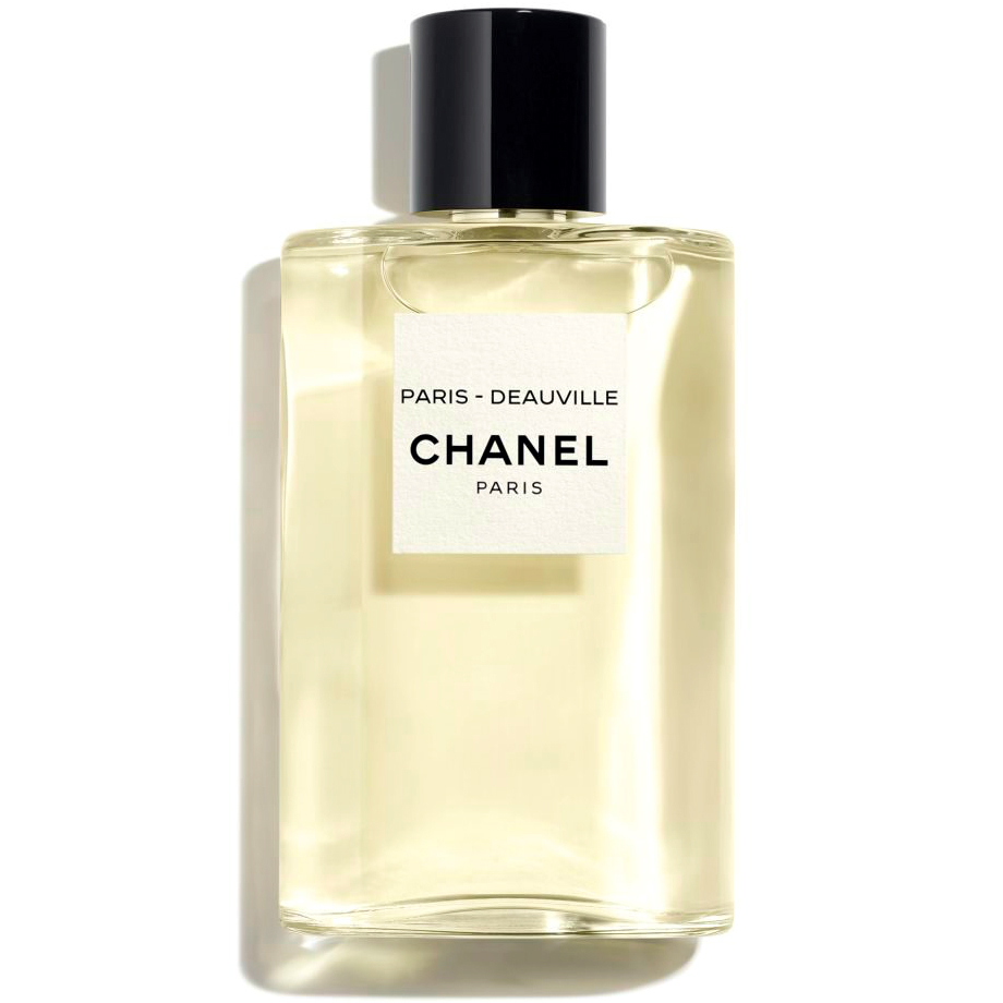 CHANEL Paris-Deauville - solar fragrance with Mediterranean spirit​
