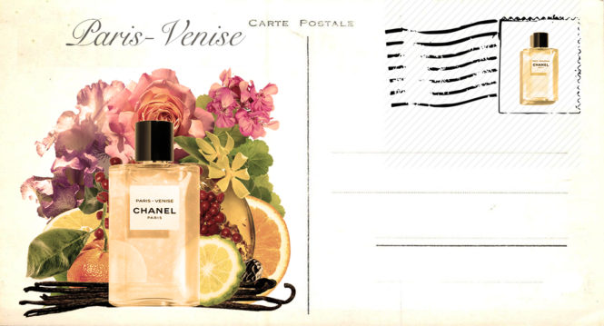 CHANEL Paris-Venice new fragrance 2018