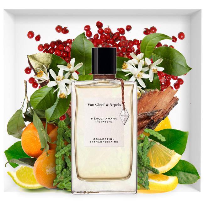 New Eau de parfum Néroli Amara Van Cleef & Arpels