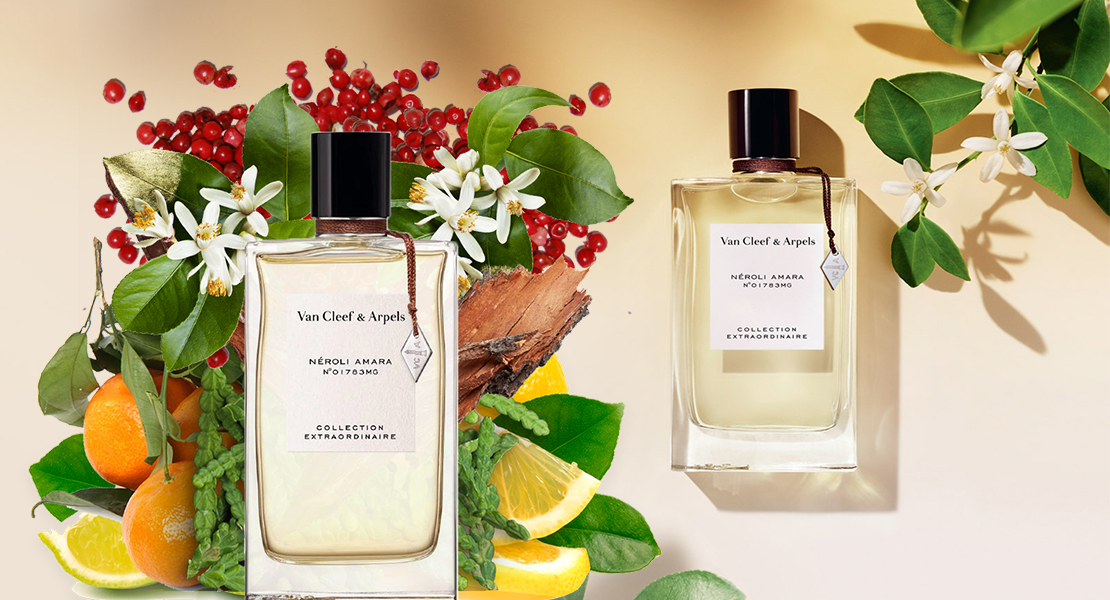 New perfume Néroli Amara Van Cleef & Arpels
