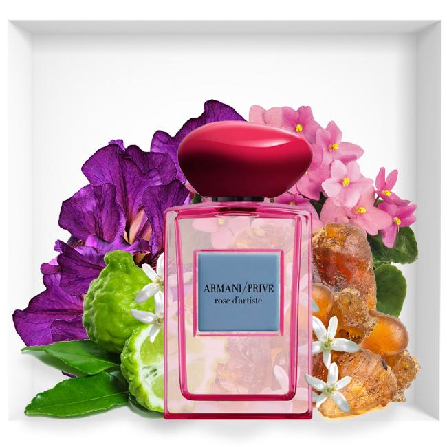 Armani Privé Les Éditions Couture Rose d'Artiste perfume