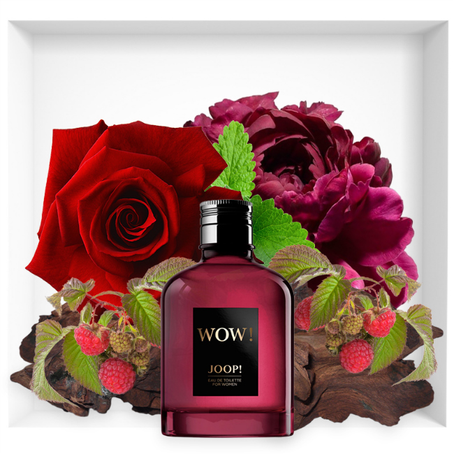 Joop! Wow! new fragrance for Women