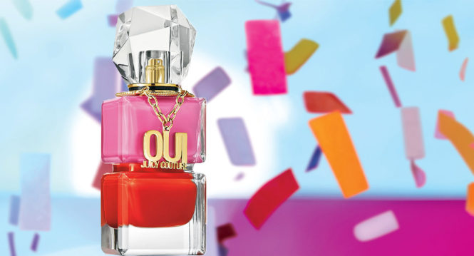 Juicy Couture Oui new fragrance 2018