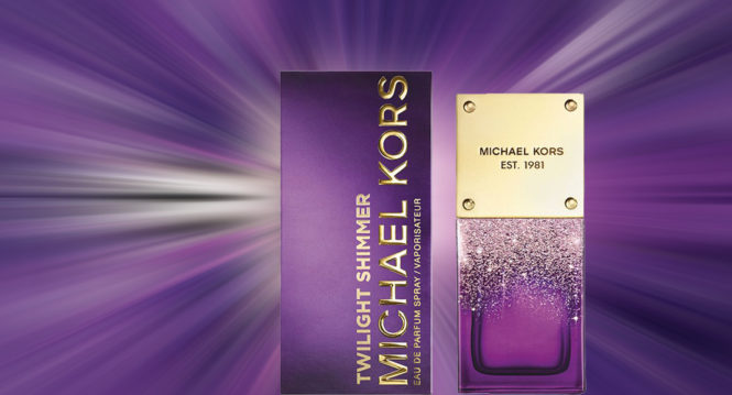Michael Kors Twilight Shimmer Limited Edition perfume 2018