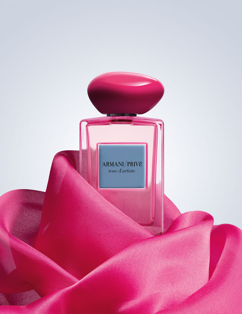 Armani Privé Couture Edition 2018: Rose d'Artiste