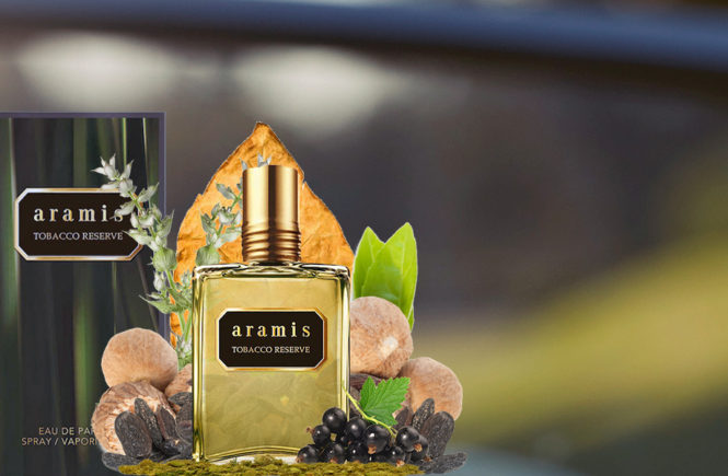 Aramis Tobacco Reserve new perfume for men 2018