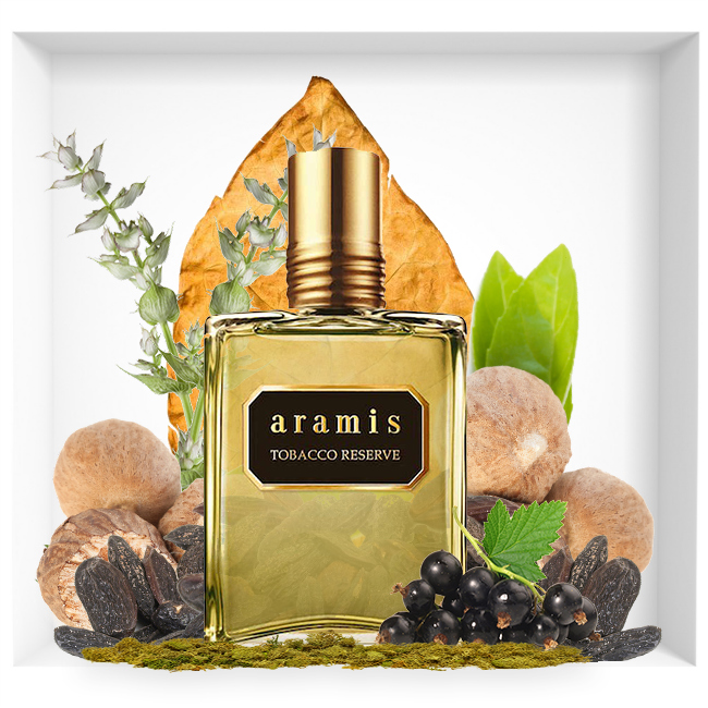 Aramis Tobacco Reserve new fragrance 2018