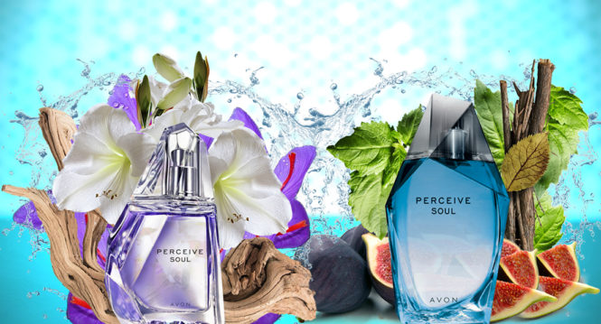 Avon Perceive Soul fragrance