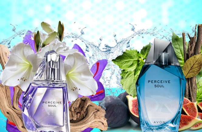 Avon Perceive Soul fragrance