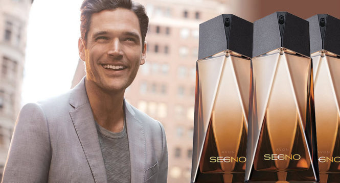 Avon Segno new fragrance for Men 2018 reastars.com