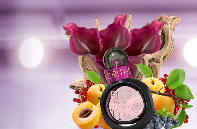 Britney Spears Prerogative 2018 new fragrance