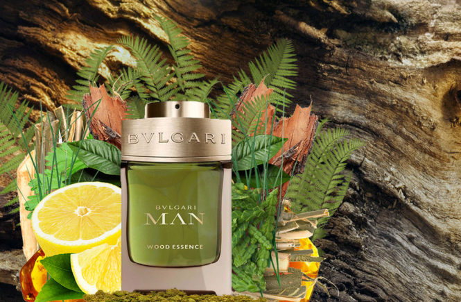 Bvlgari Man Wood Essence new fragrance