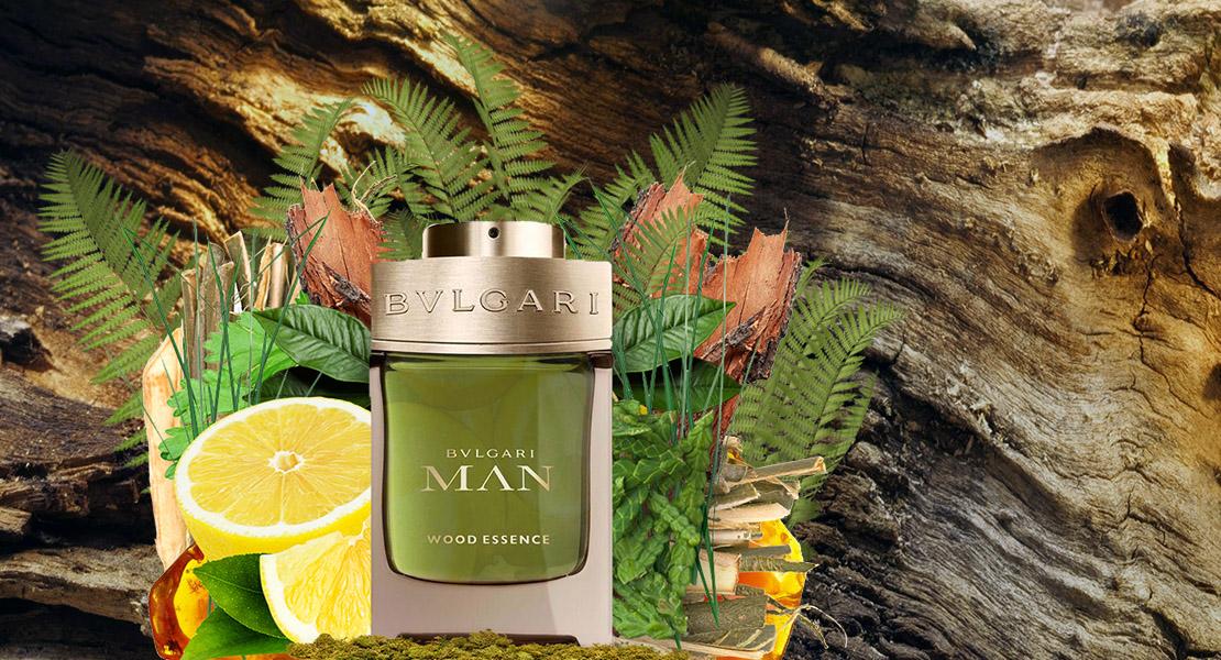 Bvlgari Man Wood Essence new fragrance