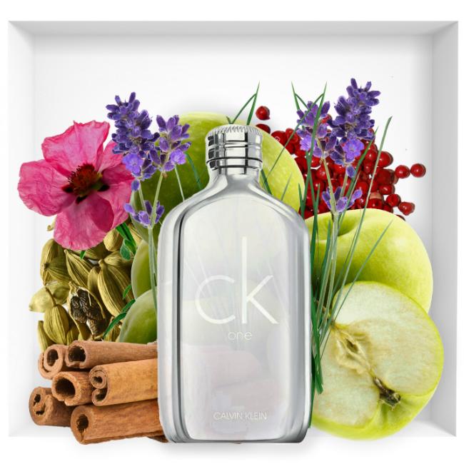 Calvin Klein ck one Platinum Edition new perfume 2018
