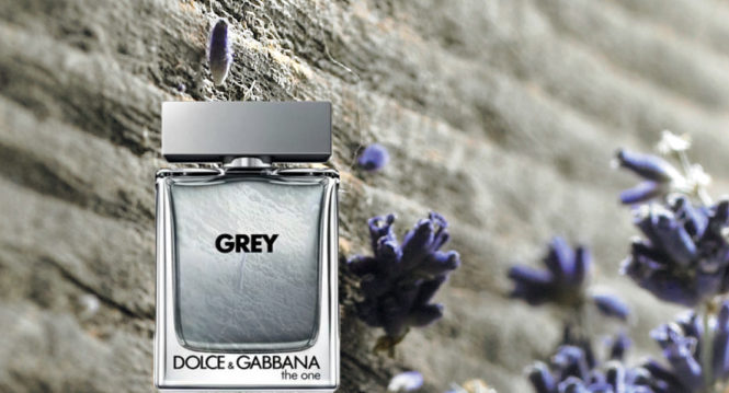 Dolce&Gabbana The One Grey new fragrance for men 2018 reastars