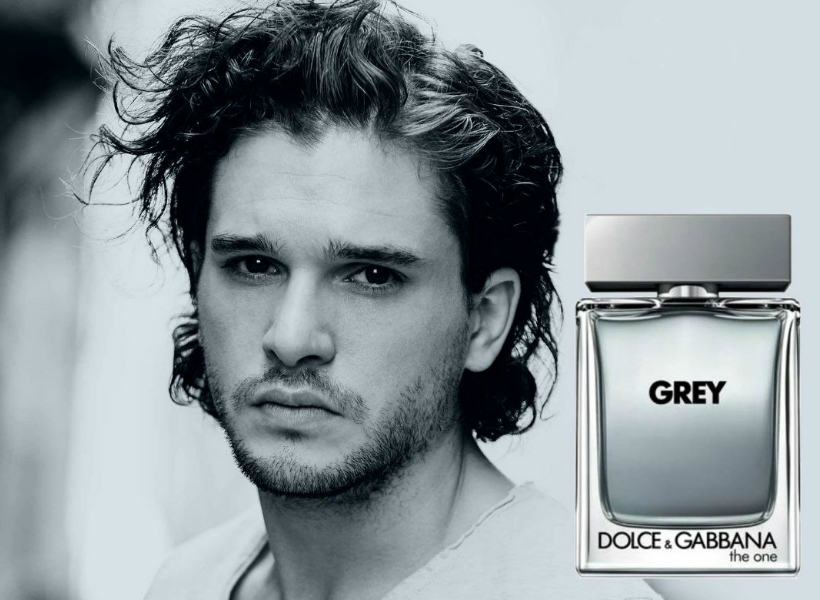 The face of the fragrance will be the actor Kit Harington, known for many great movie creations like Game of Thrones, but also from the previous advertising campaign for Dolce & Gabbana The One.