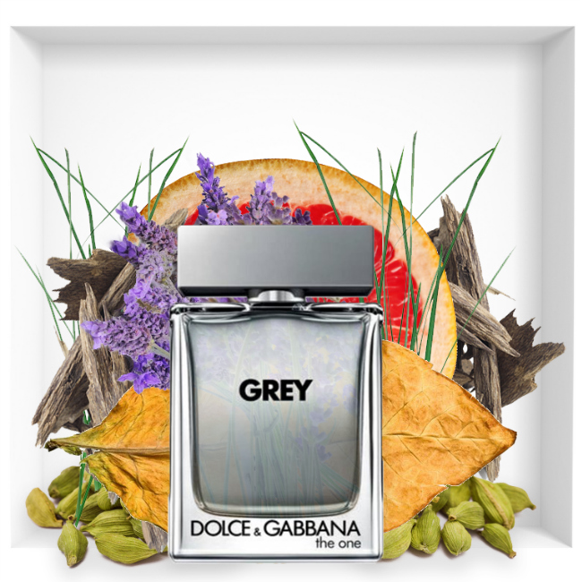 Dolce&Gabbana The One Grey new fragrance 2018 reastars